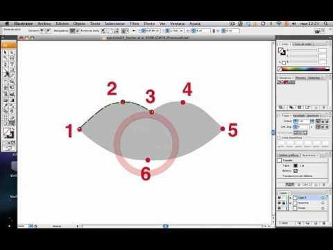 como convertir a curvas en illustrator