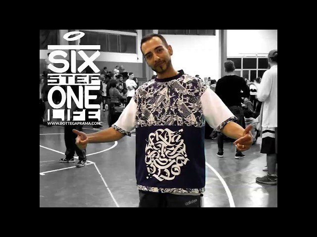 Six Step One Life #8   BBoy Foglia x Bottega Prama