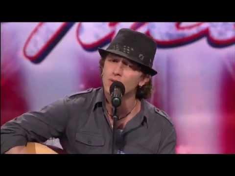 Michael Grimm ~ America's Got Talent Winner 2010  First  LA Audition