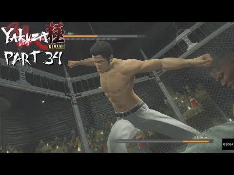 Yakuza Kiwami Playthrough (Part 34): The Strongest Fighter