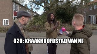 020: kraakhoofdstad van Nederland