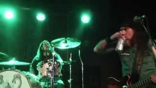 SPIRIT CARAVAN - Fang - 03/18/14 - Las Vegas - Cheyenne Saloon
