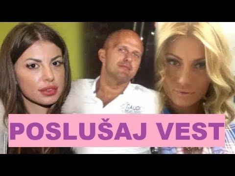 OGLASILA se prva supruga Siniše Dragutinovića! / RASTURILA je BRAK!