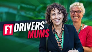 Mums of the 2020 F1 drivers