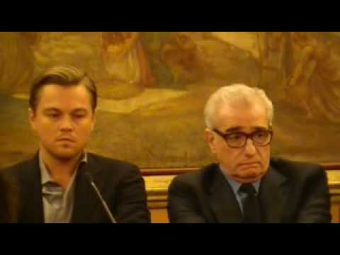www.movielicious.it: Shutter Island Press Conference - Part 01