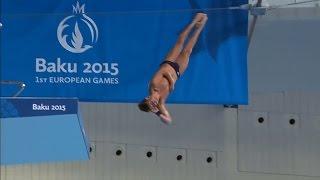 Baku 2015 European Games - Men