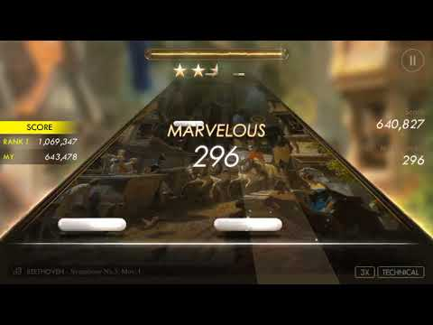 Pianista | Technical - Beethoven -  Symphony No.5, Mov.I  - All Combo