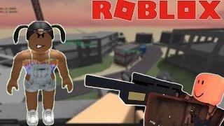 GIRL KEEPS GETTING REKT IN PHANTOM FORCES on Roblox