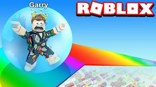 I Found a RAINBOW DROPPER SLIDE in Roblox Marble Mania!