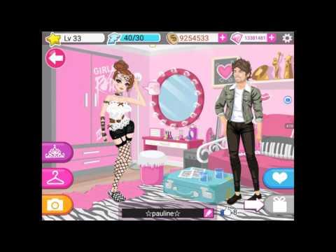 Взломанная игра STAR GIRL ♡♡♡