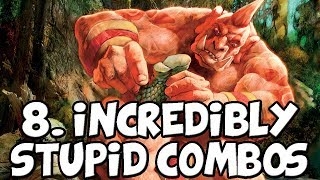 8 Incredibly Stupid Hearthstone Combos