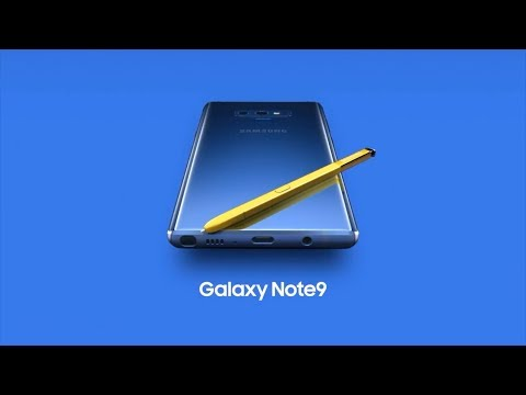TRAILER UFFICIALE - Samsung Galaxy Note 9
