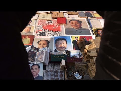 How China's Media Sold Xi Jinping's Power Grab | NYT