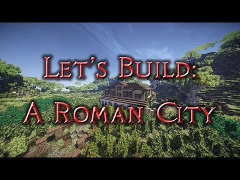 Let's build: A Roman City (Sancra Porta) - Ep20