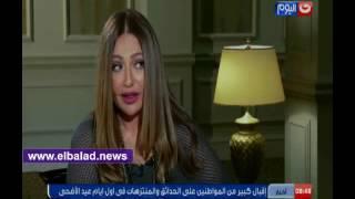 ليلى علوي تشيد بدور المسرح القومي في اكتشاف النجوم الشابة..فيديو