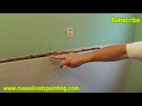 Bathroom renovation drywall taping 1st and 2nd coat part 1 youtube What sheetrock to use in bathroom