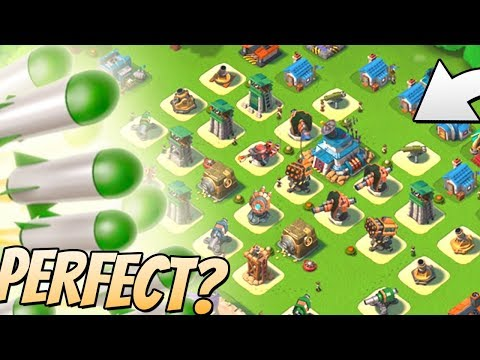 SEARCHING for the Perfect Boom Beach Base Design! Will we find it? (Reviewing Fan Bases!)