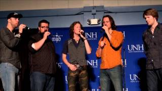 Home Free Vocal Band: Ring of Fire