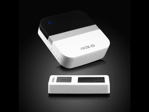 Campanello wireless MEKO - Utilizzo e prime impressioni [ITA]