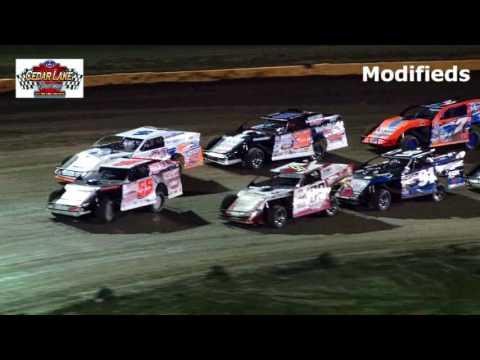 9-17-2016 Modifieds Cedar Lake Speedway