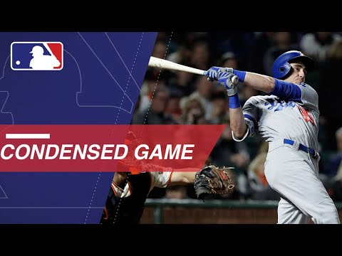 Condensed Game: LAD@SF 9/13/17