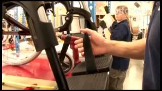 видео Кресло-коляска инвалидная Otto Bock Старт Эффект