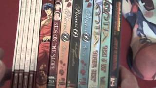 Anime DVD Collection Update, May 7th, 2013