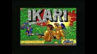 Ikari warriors - atari st