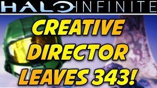 Halo Infinite News Update! Halo Infinite Creative Director Leaves 343 Industries!