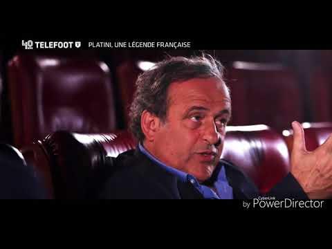 40 ans de téléfoot : Platini une légende Française