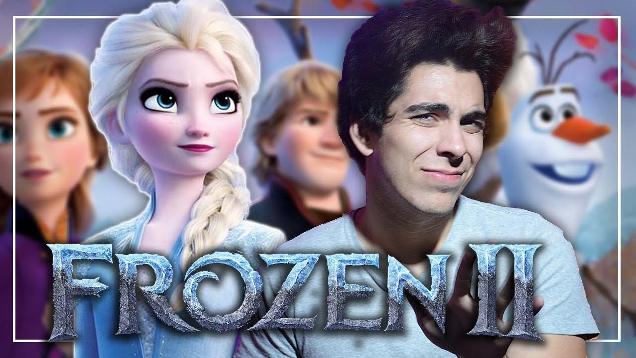 ¡Frozen 2 es una MALA Película! | Caja de Películas