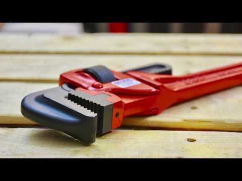 Mỏ lết răng - Mỏ lết ống Mcc Japan - Pipe Wrenches