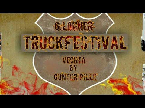 Truck Festival Vechta bei Günter Pille mit Interview / Lkw Doku/ Truck Doku
