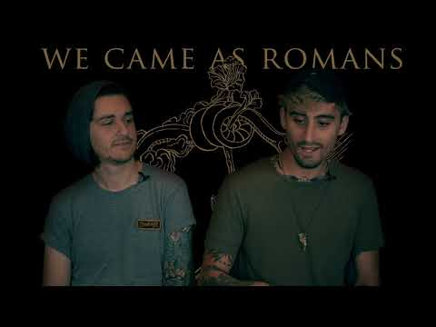 We Came As Romans - Joshua and Kyle discuss making Cold Like War (OFFICIAL INTERVIEW #1)