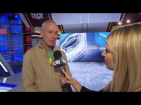 """""""He was our Shakespeare:"""" Ron MacLean remembers Gord Downie"""