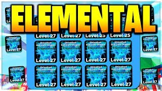 *CHARITY LIVESTREAM* ELEMENTAL PETS GIVEAWAY🔴LEVEL 50 PETS GIVEAWAY IN NINJA LEGENDS! (ROBLOX LIVE)
