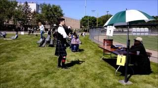 Angus Martin - Alma Highland Games - Grade II Strathspey/Reel
