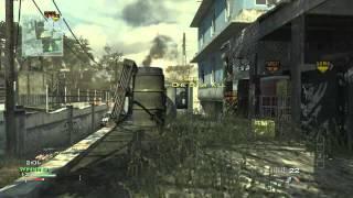 conzola mw3 game clip