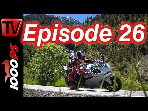 1000PS Wochenshow | Aktuelle Motorradnews-Episode 26