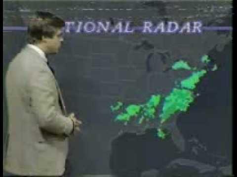 Memphis Snowstorm January 29, 1985
