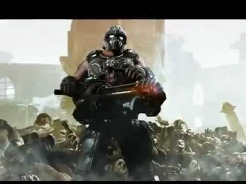 Clayton Carmine: Gears of  War 3