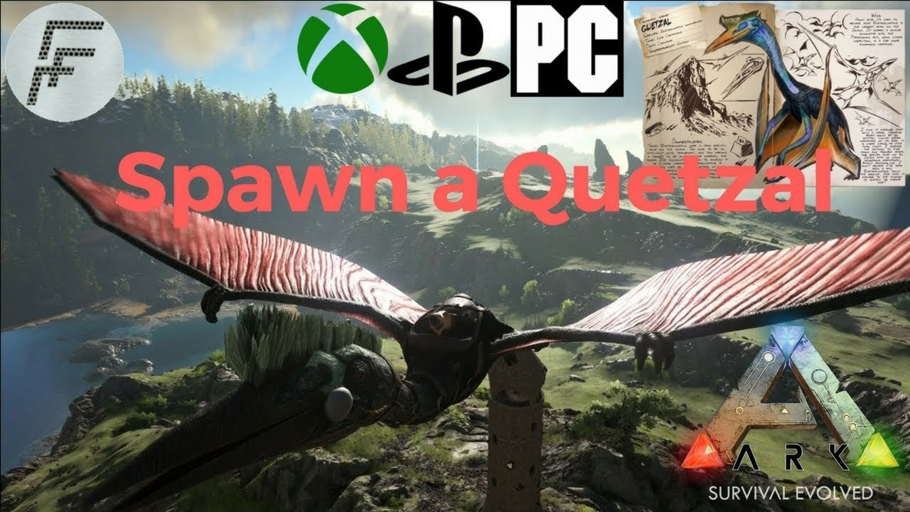 Ark survival evolved how to spawn a quetzal youtube ark survival evolved how to spawn a quetzal malvernweather Gallery