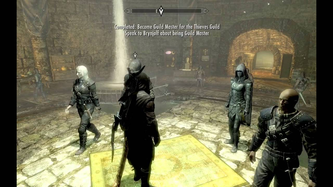 Skyrim - Thieves Guild - Under New Management + Caravan ...