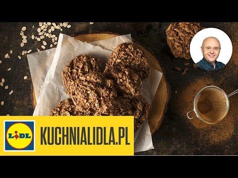 Ciasteczka Owsiane Z Jabłkiem Bez Mąki I Cukru Paweł Małecki Przepisy Kuchni Lidla