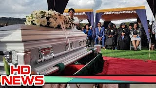 Siyasanga Kobese's family breakdown as she is laid to rest