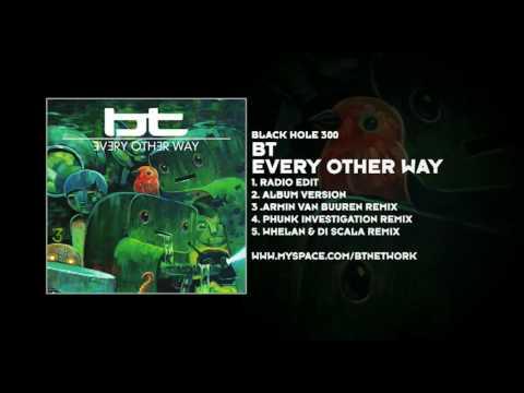 BT - Every Other Way (Armin Van Buuren Remix)