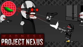 DEEPER INTO THE NEXUS! – Let's Play Madness: Project Nexus (Violent Web Game)