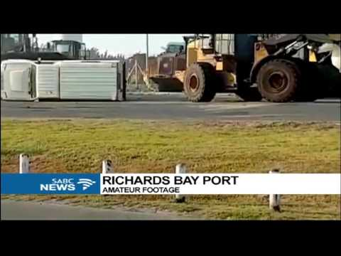 Richards Bay protesters arrested