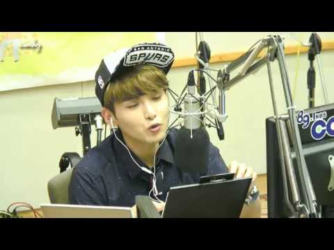 130827 call to BEAST Son Dongwoon Star Quiz 2 Super Junior Ryeowook KTR