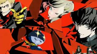 Persona 5   E3 2016 Gameplay